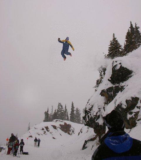 ski school at it's best
