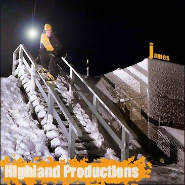 (Snowboarding) Highland