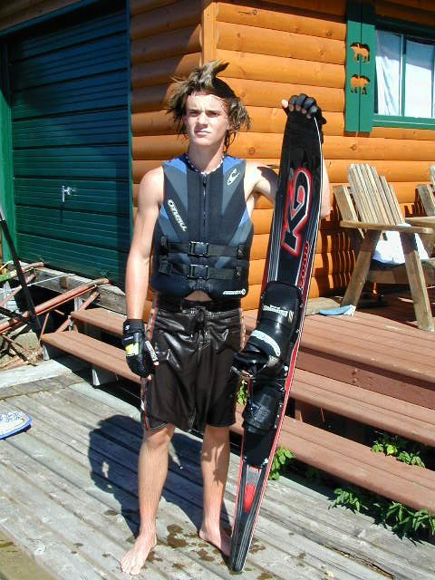 summer or winter, its all skiing