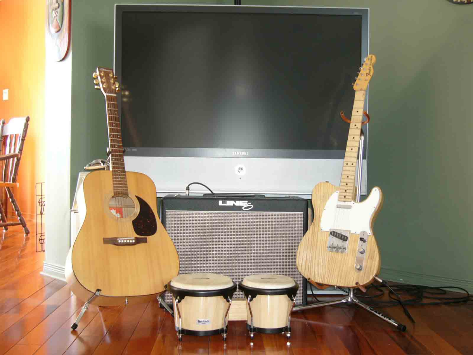 My Guitard!