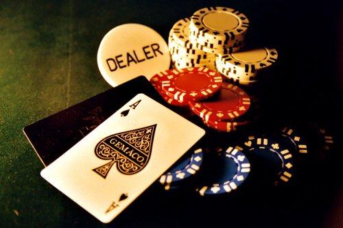 Poker Still Life