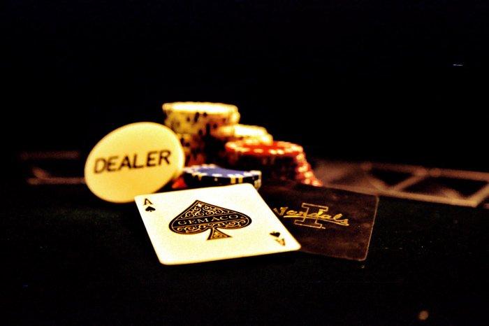 Another Poker Still Life