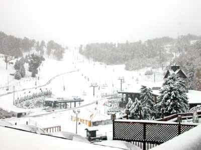 First snow - 10/25/05