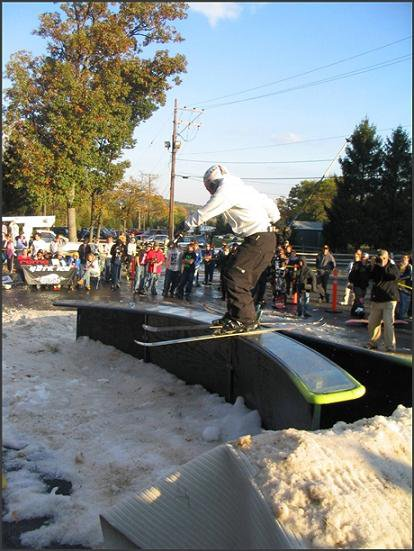 Picture II from roundtop rail jam