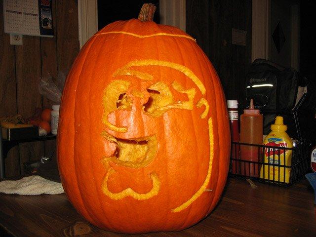 Best pumpkin ever (2)