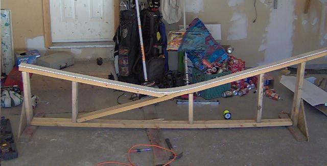 Rail i built