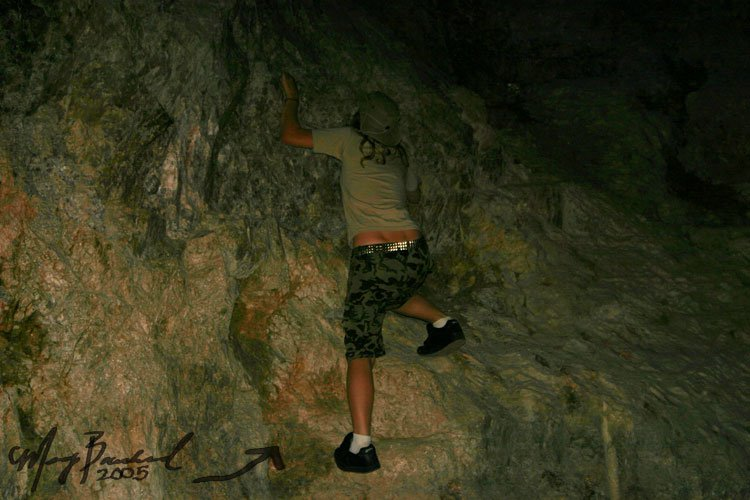 abandoned mines' caves are fun