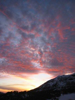 Chilean Sunset