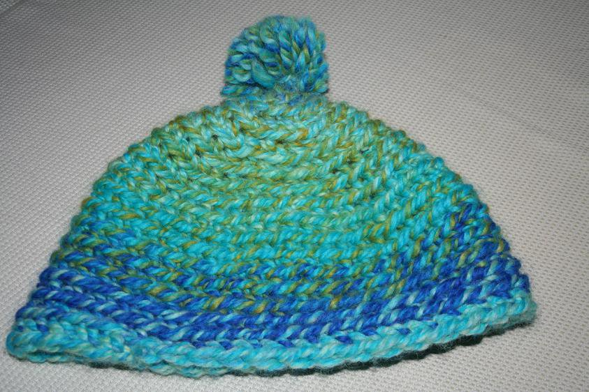 My Crocheted Hat