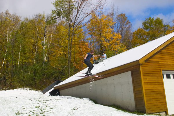 Early Season Roof 180