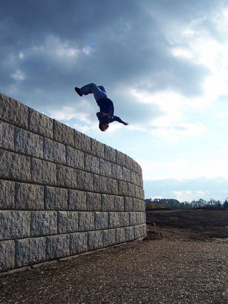 Wall Flip (shoes)