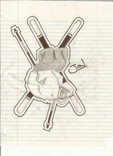 Jon Olsson Sketch
