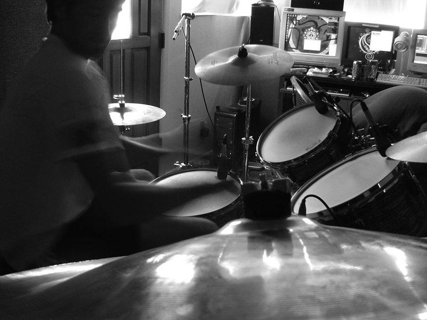 Our drum machine
