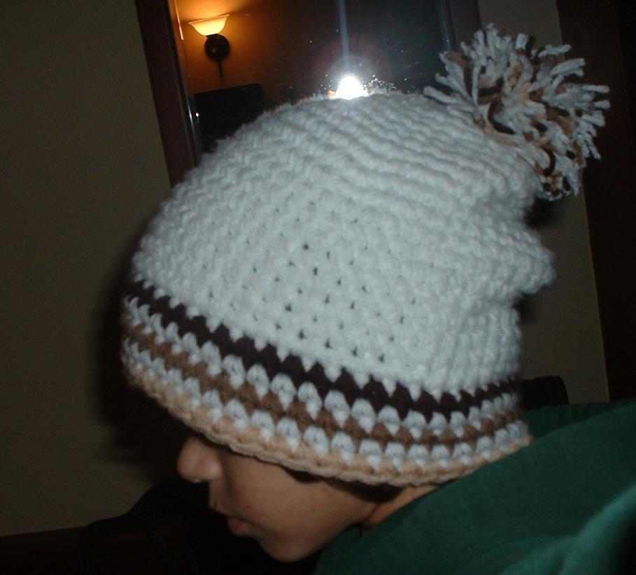a BIG hat 1