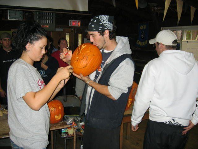 now thats a pumpkin...