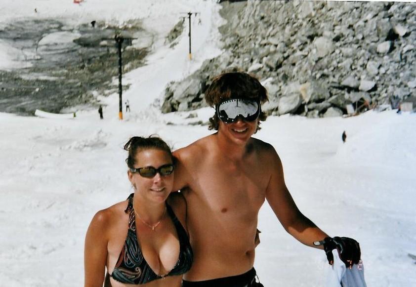 Blakcomb Glacier