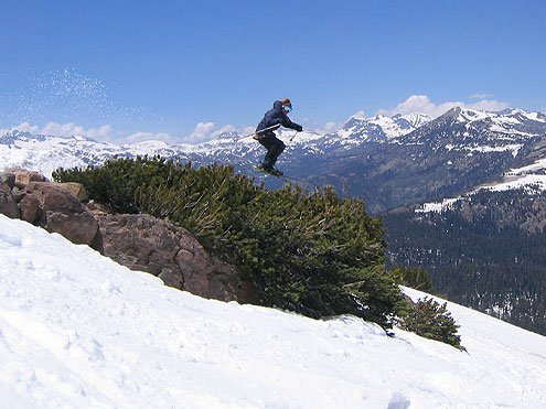 jeremy miller bush gap in mammoth