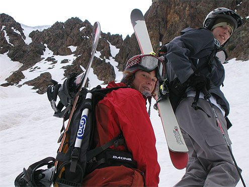hiking tioga pass