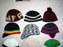My hats part 1