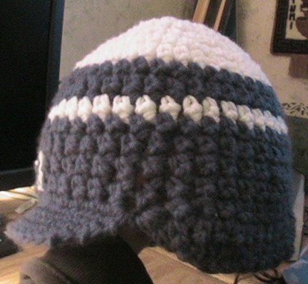 hat for customer