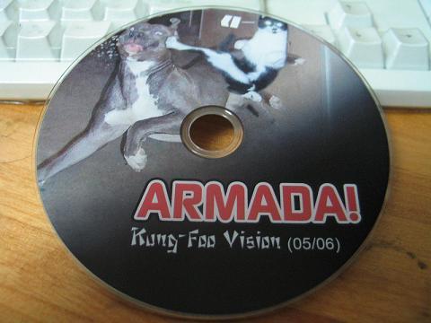 armada promo DVD