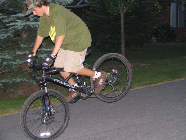 Bike Stoppy