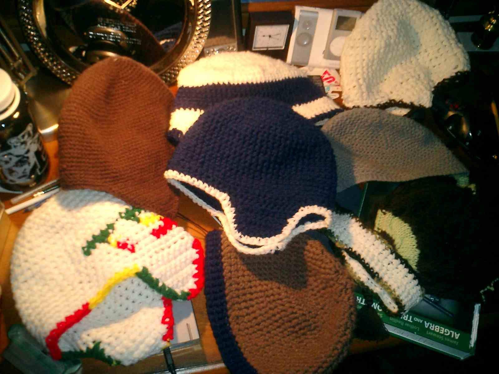 recent hats
