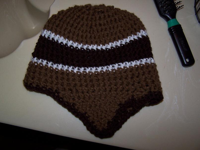 hat again