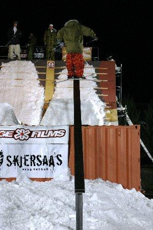 RAGE Films Skjersaas Rail Jam