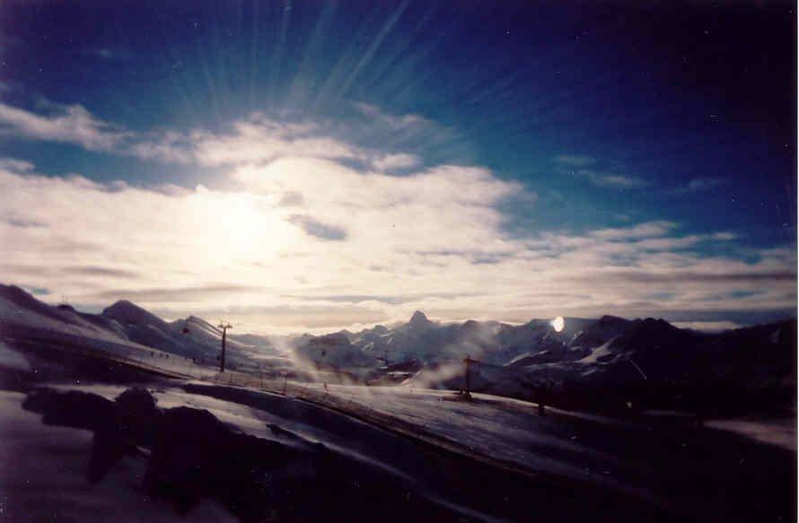 pic at a ski resort