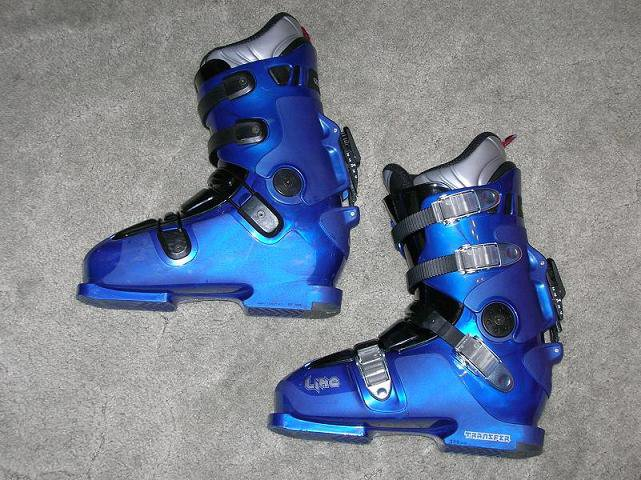 Old Line Transfer Boot (for those of you youngins too young to know)