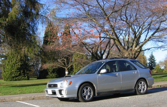 02 Subaru WRX