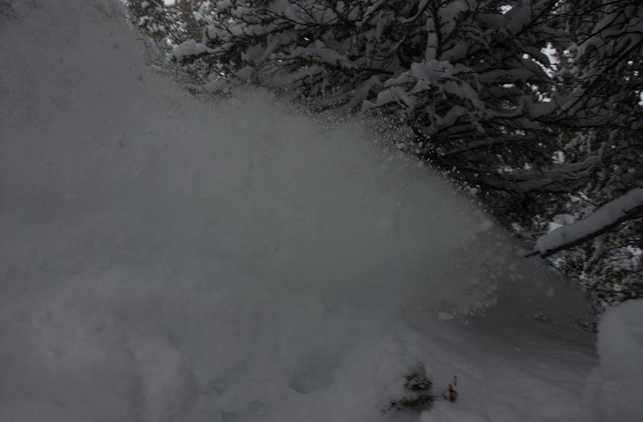 This is SKiing POW