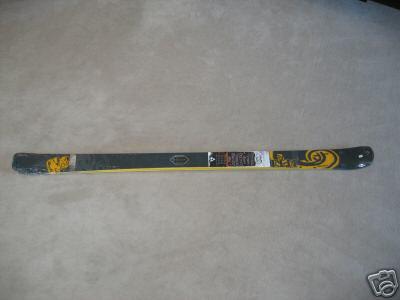 Fischer Riu skis