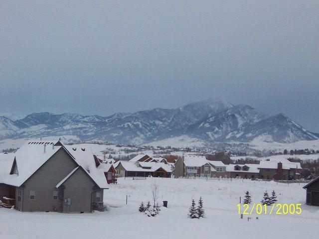 Bridger Mountain