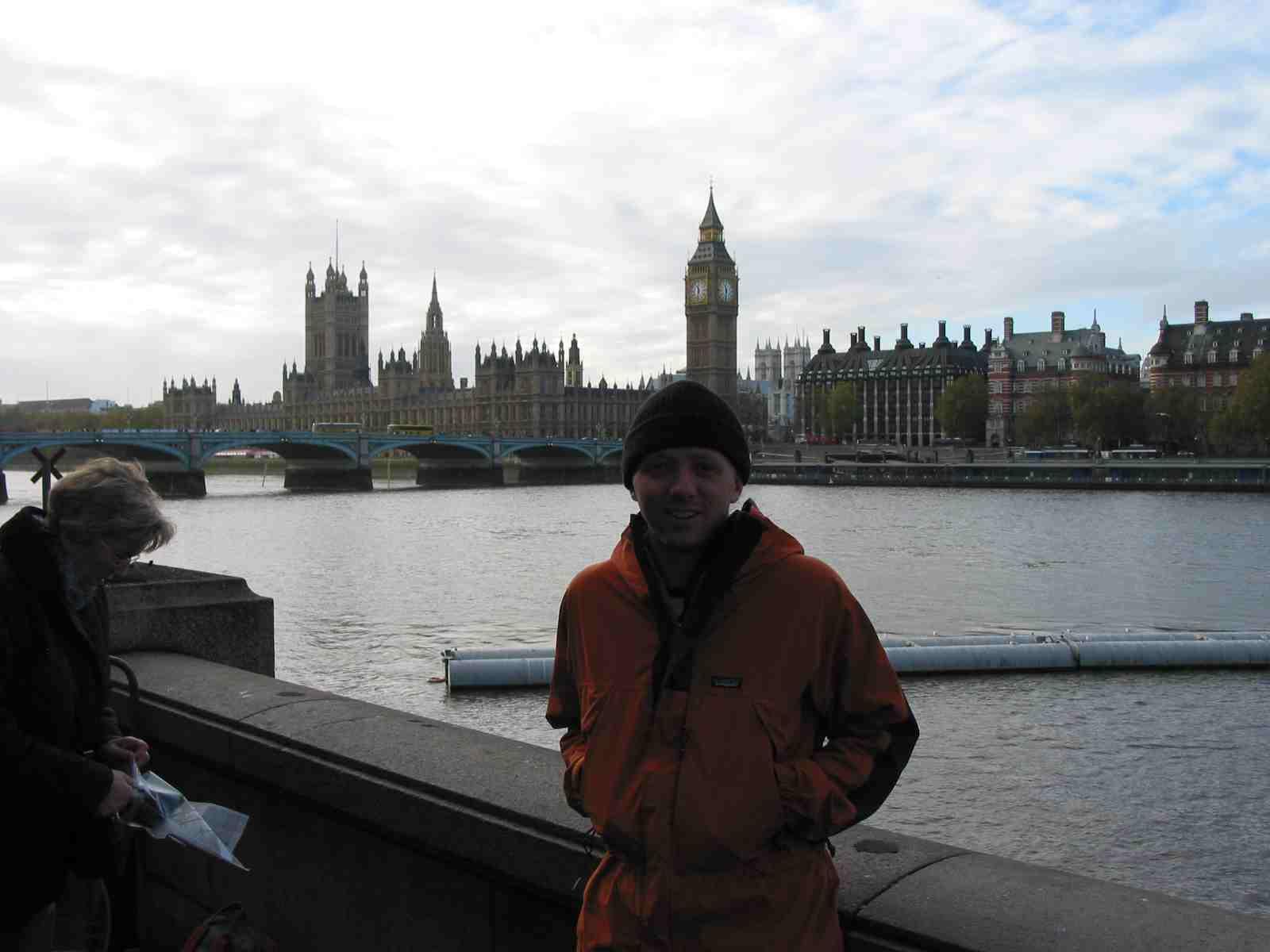 Big Ben & Parliment