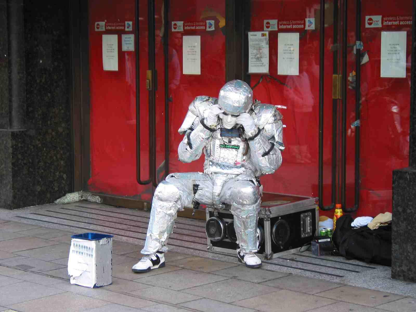 Robo-man