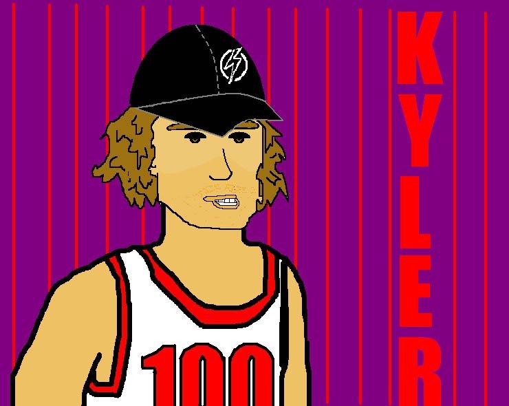 Kyler Cartoon