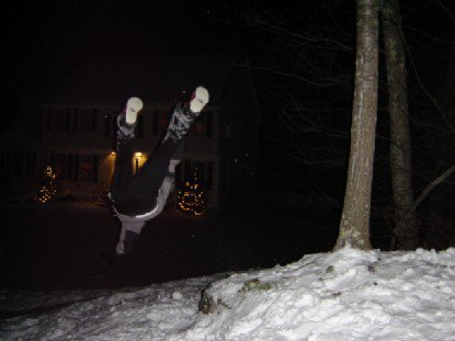 backflip attempt
