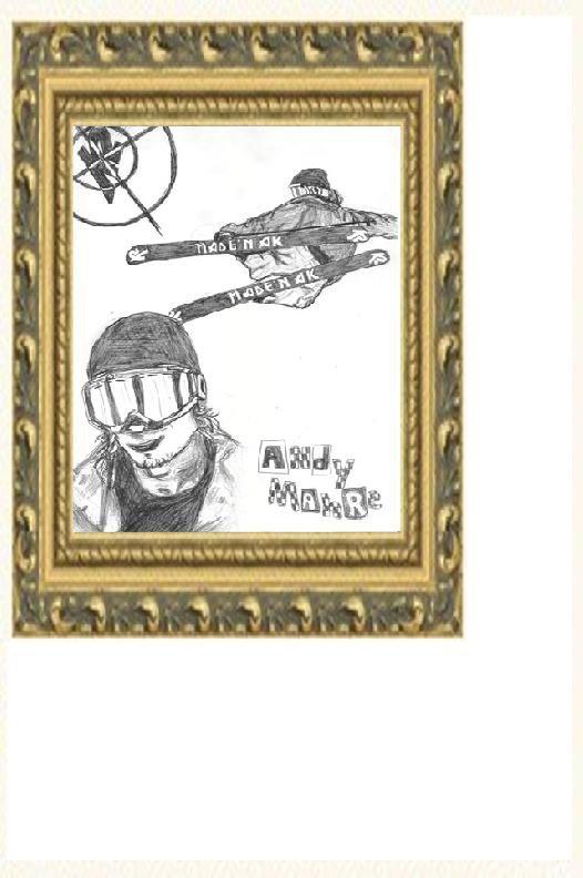 andy mahre drawing