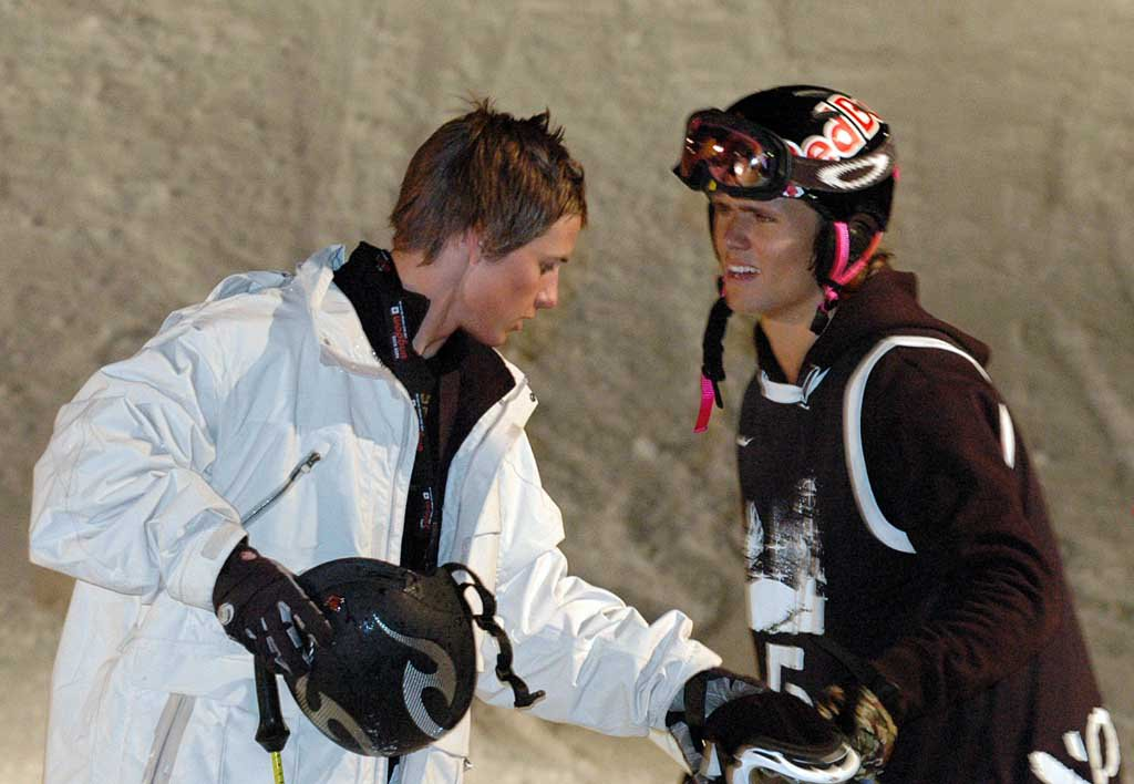 Espen Linnerud and Jon Olsson