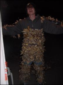 me as leafman