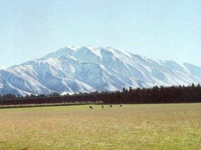 Mount Hutt Nz