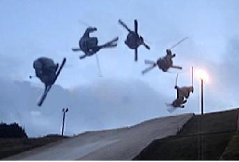 13 YEAR OLD LINE PRO FROM UK DOES CORKED NINE ON SCOTTISH DRYSLOPE!!