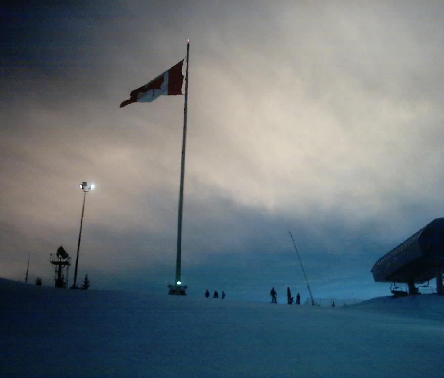Canada Flag Epic!