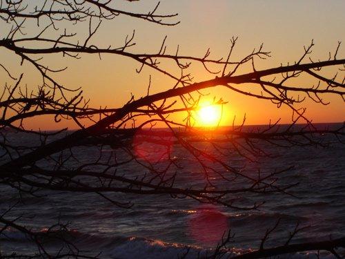 oswego sunset