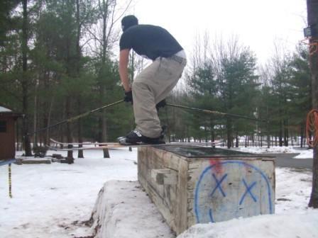 box tailslide