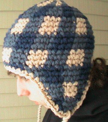 Plaid Hat