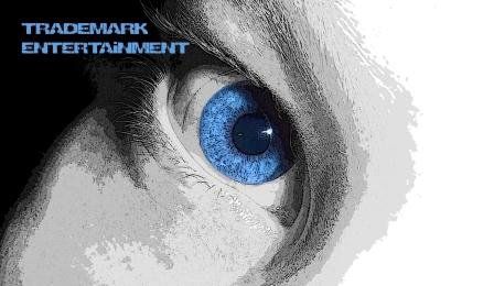 Trademark Eye Logo/Sticker