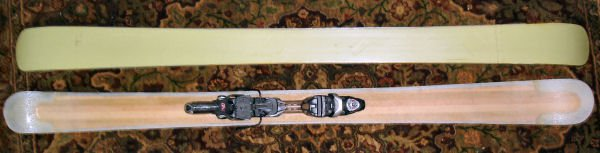Smaller image of my skis